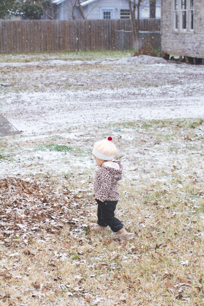 Lyla & Paisley snow-4